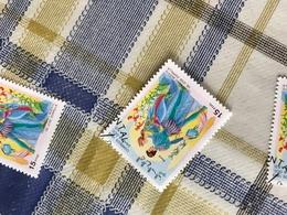 SAHARA OCCIDENTALE IL BALLO E IL TEATRO - Stamps