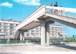 MARCELLI HOTEL S. CRISTIANA.PANORAMICA-VIAGGIATA-,.1991-4226 - Ancona