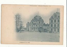 52 CHAUMONT L ENTREE DE LA VILLE CPA BON ETAT - Chaumont