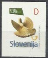 SI 2010-850 DEFINITIVE, SLOVENIA, 1 X 1v, MNH - Slowenien