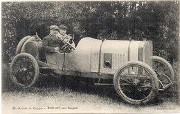 Circuit De DIEPPE - Boillot, Sur Peugeot  (104811) - Otros