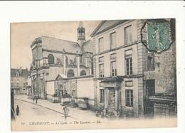 52 CHAUMONT LE LYCEE CPA BON ETAT - Chaumont