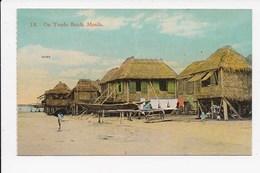 CPA PHILIPPINES MANILA On Tondo Beach - Philippines