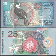 Suriname 25 GULDEN 2000 P 148 UNC - Surinam