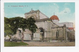 CPA PHILIPPINES MANILA P.I. Cathedral - Philippines