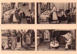 Hoogstraten - De Legende Van Het H. Bloed / Polyptiek In De St-Katharinakerk Te Hoogstraten - Hoogstraten