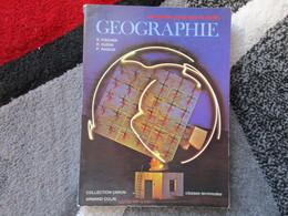 """Géographie  """"Les Grandes Puissances Du Monde"""" (R. Fischer / R. Oudin / P. Raison) éditions Armand Colin De 1975 - Books, Magazines, Comics"""