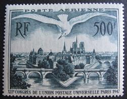 LOT FD/1801 - 1947 - POSTE AERIENNE - N°20 NEUF** BON CENTRAGE - Cote : 60,00 € - Poste Aérienne