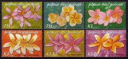 PAPUA NEW GUINEA 2005 Mi # 1123 - 1128 FLORA FLOWERS MNH - Papouasie-Nouvelle-Guinée