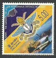 SRI LANKA 2005 MILITARY DEFENCE ACADEMY TANKS AIRCRAFT SHIPS SET MNH - Sri Lanka (Ceylon) (1948-...)