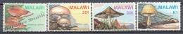 Malawi 1985 Yvert 445-48, Mushrooms - MNH - Malawi (1964-...)
