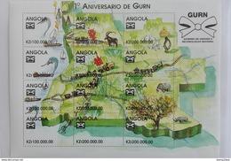 Angola 1998** Klb.1224-35. Angola MNH [8;81] - Angola