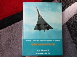 """Géographie """"La France"""" Classe De 3e / éditions Bordas De 1970 - Books, Magazines, Comics"""