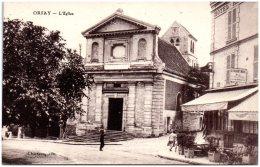 91 ORSAY - L'église - Orsay