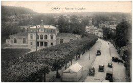 91 ORSAY - Vue Sur Le Guichet - Orsay
