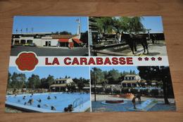 537-  Vias-sur-Mer - Camping-Caravaning La Carabasse - Unclassified