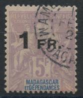 Madagascar (1921) N 123 (o) - Madagascar (1889-1960)