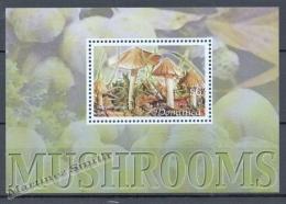 Dominica - Dominique 2005 Yvert BF 502, Mushrooms - Miniature Sheet - MNH - Dominica (1978-...)