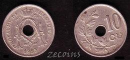 BELGIUM- 1 Coin Of 10 Centimes - 1923 - 1909-1934: Albert I