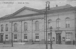 Charleroi.  Hôtel De Ville. - Charleroi