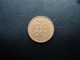 FINLANDE :  1 PENNI  1963  KM 44   SUP - Finlande