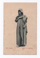 Postcard Year 1900 ANGOLA LUANDA Ethinc Black Woman Engambota AFRICA AFRIKA AFRIQUE - Angola