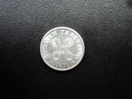 FINLANDE :  1 PENNI  1971   KM 44a    SUP - Finlande