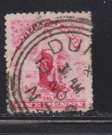 NEW ZEALAND Scott # 99 Used - Commerce - 1855-1907 Crown Colony