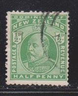 NEW ZEALAND Scott # 130 Used - KEVII - 1855-1907 Crown Colony