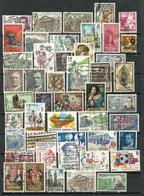 Lote De Sellos Usados De España - Stamps