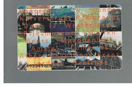 OLANDA (NETHERLANDS) -   1999 AMSTERDAM, VIEWS   -  USED - RIF. 10867 - Paesi Bassi