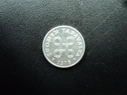 FINLANDE :  1 PENNI  1976   KM 44a    SUP - Finlande
