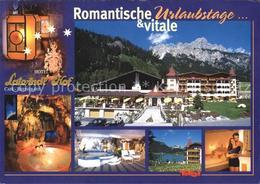 72468218 Haller Tirol Hotel Laterndl Hof Cafe Restaurant Wellness Alpenblick Hal - Unclassified