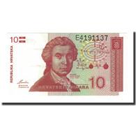 Billet, Croatie, 10 Dinara, 1991-10-08, KM:18a, NEUF - Croatia