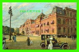 BUENOS AIRES, ARGENTINE - CASA DE GOBIERNO, PLAZA DE MAYO -  TRAVEL IN 1921 -  EDITORE SALVATOIRE LIGUORI - - Argentine