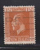 NEW ZEALAND Scott # 162 Used - KGV Definitive - 1855-1907 Crown Colony