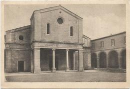 X1656 Chiusi (Siena) - Facciata Del Duomo E Portici / Viaggiata 1952 - Italia