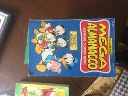 WALT DISNEY TOPOLINO ANNI 80 MEGA ALMANACCO - Books, Magazines, Comics