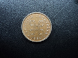 FINLANDE : 5 PENNIÄ  1964   KM 45   SUP - Finlande
