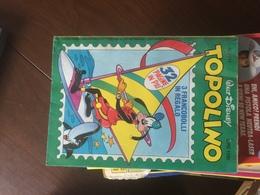 WALT DISNEY TOPOLINO ANNI 80 - Books, Magazines, Comics