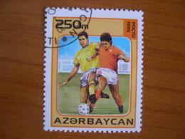 Azerbaïdjan N° 242C Obl - Azerbaïdjan
