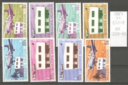 Maldives, Année 1967, Aéroport De Hulule - Maldives (1965-...)