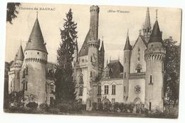 87 Chateau De Bagnac (1215) - Autres Communes