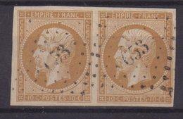"""FRANCE : PC 653 . """" CAUDIES ST PAUL """" . (65) . N° 13 . B . PAIRE . - Marcophilie (Timbres Détachés)"""