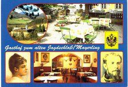 Autriche - Kloster Mayerling Gasthof Zum Alten Jagdschloss - Austria