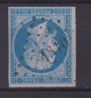 """FRANCE : PC 1310 . """" FONTOY """" . (55) . N° 14 . TB . - Marcophilie (Timbres Détachés)"""