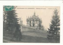 70 CHATEAU BOURNEL ENVIRONS DE VILLERSEXEL  CPA BON ETAT - France