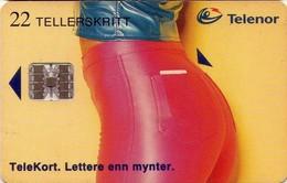 TARJETA TELEFONICA DE NORUEGA. N-51 (003) - Norway