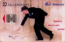 TARJETA TELEFONICA DE NORUEGA. N-73 (004) - Norway