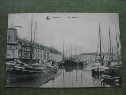 LEUVEN - LES BASSINS 1912 ( Scan Recto/verso ) - Leuven